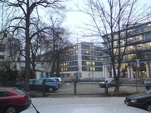 Ecke Ligsalzstr./Heimeranstr. am 16.02.2011