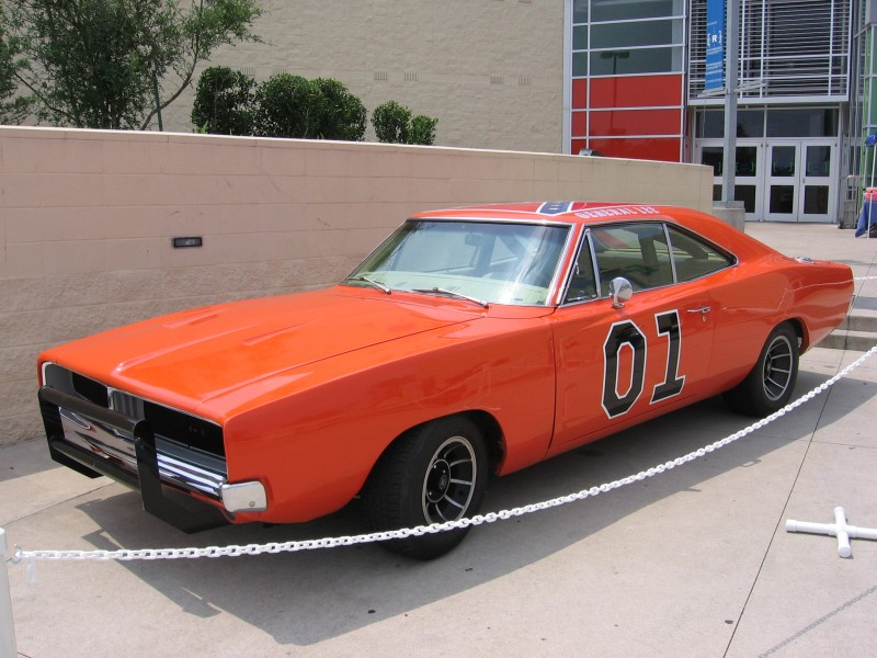 The Original General Lee