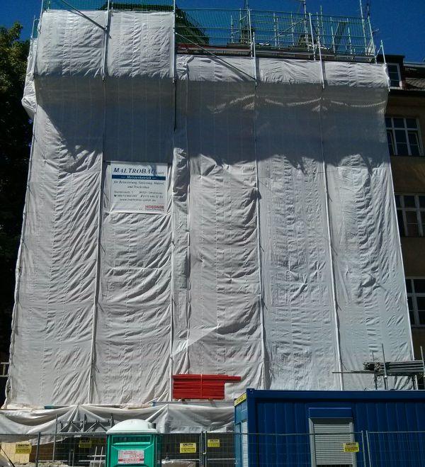 Westend wrapped: Bergmannstr.
