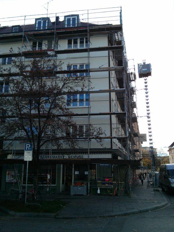 Ecke: Heimeranstr./Bergmannstr.