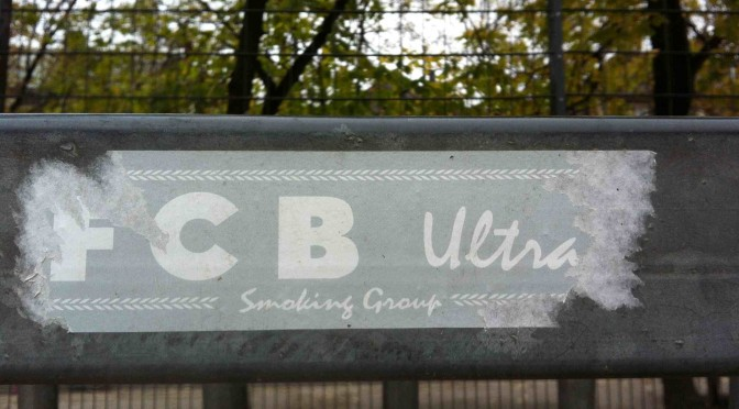 FCB Ultra Smoking Group