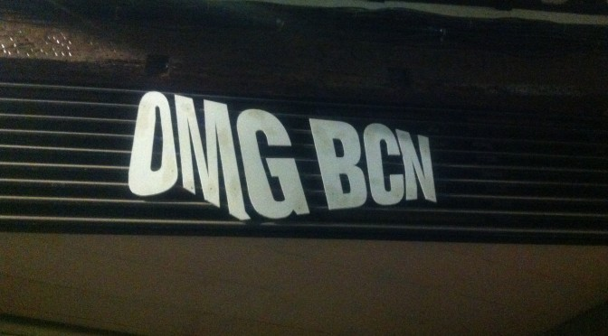 OMG Kilombo BCN
