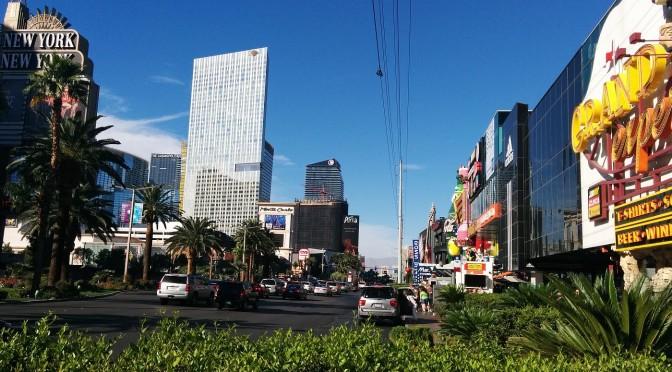 Monaco Franze Platz goes Las Vegas