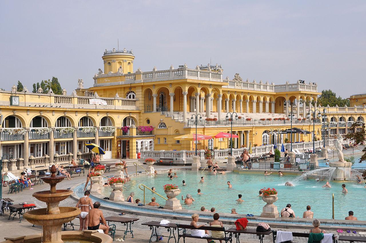 Budapest_Széchenyi_Baths