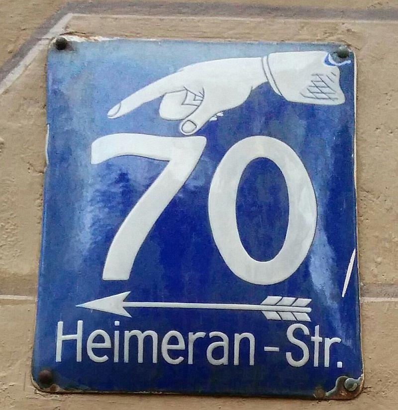 Heimeranstr 70