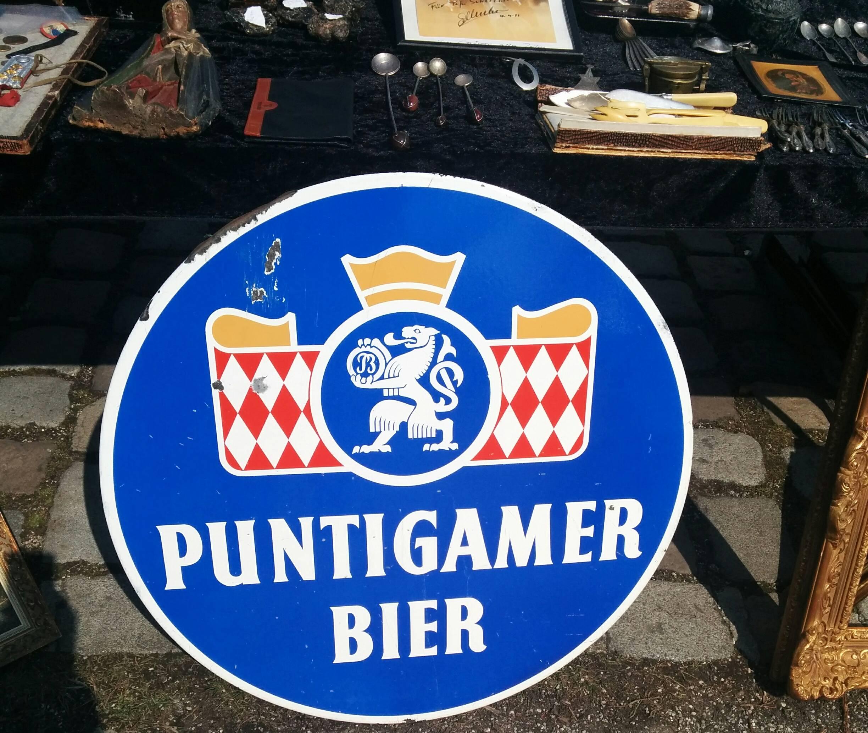 Puntigamer Bier Werbung