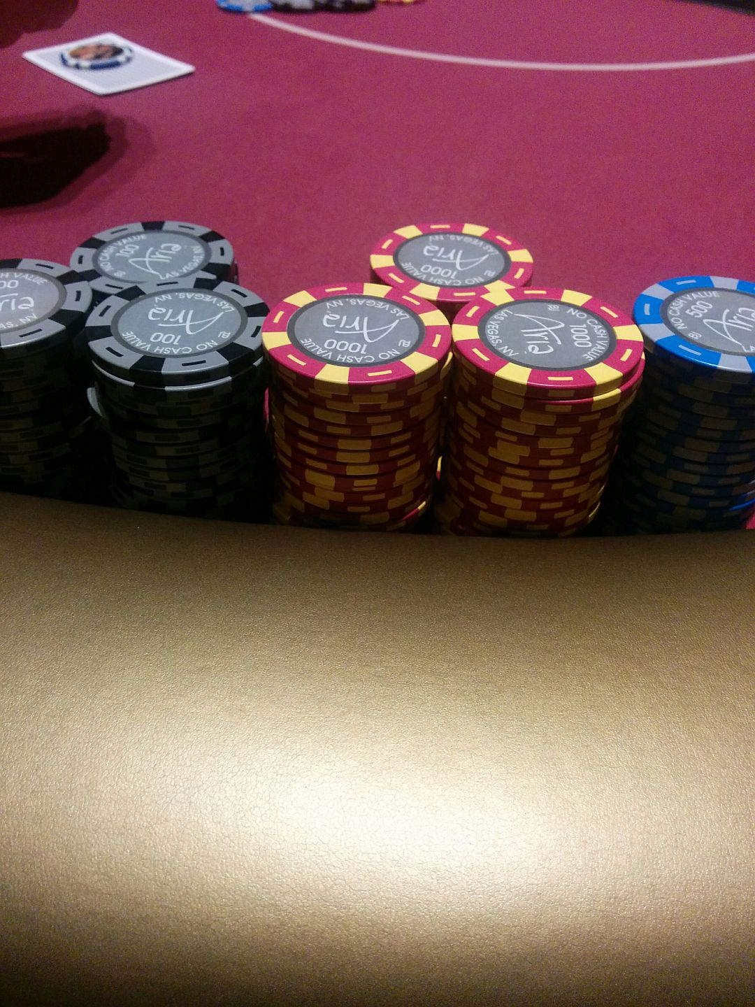 Pokerchips Aria