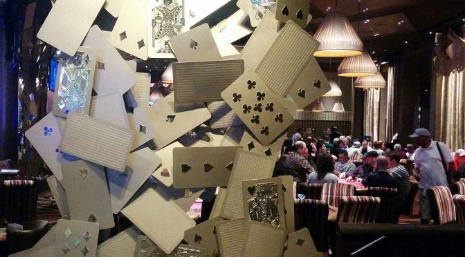 Breaktime Pokerstacks from favorite Vegas Casinos