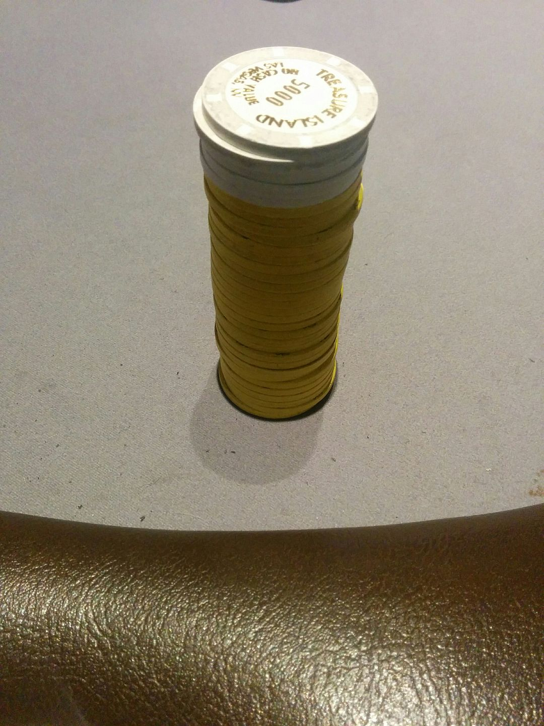 Pokerchips Treasure Island